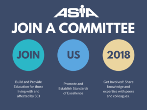 ASIA Join a Committee