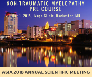 Non-Traumatic Myelopathy Pre-course - American Spinal Injury